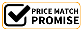 Price Match Promise - We are confident that our prices are extremely competitive and we put a great deal of time and effort into trying to ensure they are kept up to date at all times.